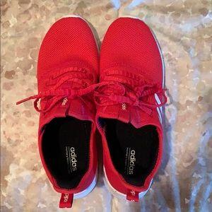 Adidas Cloudfoam tennis shoes, Size 10